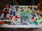 LOT Vintage Transformers Toy Robot Truck Cars Karate Kid