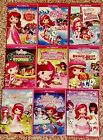 Strawberry Shortcake Berry Bitty Adventures Collection DVDs - Lot of 9 Sets