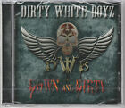 Dirty White Boyz - Down & Dirty (2017) cd  British melodic hard rock
