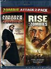 ABRAHAM LINCOLN VS ZOMBIES RISE OF THE ZOMBIES NEW BLU RAY DISC
