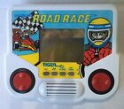 Tiger Electronic Handheld LCD Road Race Video Game Vintage 1988