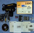 Nikon D300 Excellent Condition With Nikon 18 55 Lens and LOT OF MORE