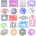 Cutting Dies Stencil Frame for DIY Scrapbooking Embossing Album Paper Card Craft