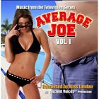 Average Joe Vol 1 (Music from the TV Series) Audio CD