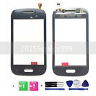 100% Test New Touch Screen Digitizer For Samsung Galaxy Young Duos S6310 Black
