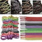 3M Reflective Safety BOOT LACES Walking Hiking Rope Trainer Sneaker Shoe Laces