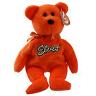 TY Beanie Baby - COCO PRESLEY the Bear (Orange Version - Walgreen's Excl)