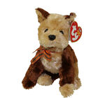 TY Beanie Baby - FIDGET the Dog (5.5 inch) - MWMTs Stuffed Animal Toy