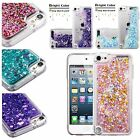 iPod Touch 5th  6th Generation TPU RUBBER Flowing Liquid Waterfall Case Cover