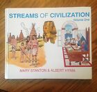 Streams of Civilization Vol 1 Hardcover Mary Stanton  Albert Hyma