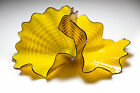 Chihuly Radiant Pair, Rare, SOLD OUT Ed, Signed Glass Sculpture W/Display Case
