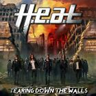 H.E.A.T - TEARING DOWN THE WALLS (UK) NEW CD