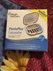 WEIGHT WATCHERS POINTS PLUS CALCULATOR Missing Battery Cover