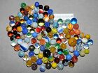 Lot of 122 Vintage Marbles From Collection. Vitro, Peltier, Alley Agate