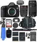 Canon EOS 5DS R Digital SLR Camera with Canon EF 24 105mm f 4L IS USM Lens + Can