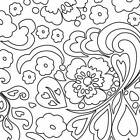 Prima  PAINTABLE CLEAR ACRYLIC STAMP  541811  Great for Stamping on Flowers