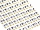 Pearls White Acrylic Gem Self Adhesive Stick On Craft Stickers 6mm 504 pcs Lot 6