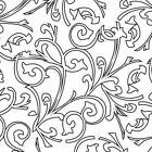 Prima  PAINTABLE CLEAR ACRYLIC STAMP  541873  Great for Stamping on Flowers