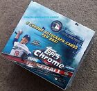 2016 TOPPS CHROME BASEBALL JUMBO HOBBY BOX 5 AUTOGRAPHS PER FREE SAME DAY SHIP