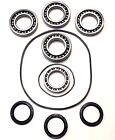 Front Gear Case Differential Bearing Seal Kit for 08 10 Polaris RZR 800 S 4
