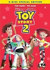 Toy Story 2 DVD 2005 2 Disc Set Special Edition New Disney with Slipcover