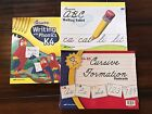 A Beka abeka K4 Cursive Writing Kit Tablet Workbook