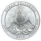 2012 5 oz Silver America The Beautiful Hawaii Volcanoes Bullion Issue