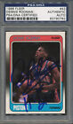 1988 89 Fleer # 43 Dennis Rodman Pistons PSA DNA Certified Authentic Auto *0782