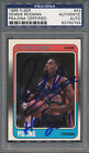 1988 89 Fleer # 43 Dennis Rodman Pistons PSA DNA Certified Authentic Auto *0784