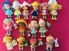 Vintage Lot Of Strawberry Shortcake Dolls