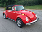1974 Volkswagen Beetle Classic Super Beetle Convertible 1974 VW Super Beetle Karmann Convertible Rebuilt Engine New Carburetor New Top