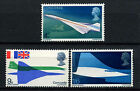 GB 1969 SG784 6 First Flight Of Concorde MNH Set D49939