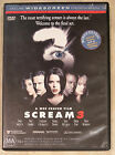Scream 3 (David Arquette & Neve Campbell) DVD in EXCELLENT condition (Region 4)