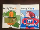 Wordly Wise A and B books by Kenneth Hodkinson EPS publishing