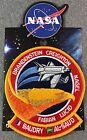 NASA STS 51 G MISSION PATCH Official Authentic SPACE 475in Made in USA si