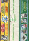 1988 Fleer 1990 Score Upper Deck Baseball Card Complete Set Box Collection