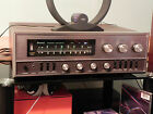 SANSUI Model 500A Vintage Tube Stereo Receiver! Works/Sounds great!