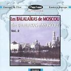 FREE US SHIP. on ANY 2 CDs! USED,MINT CD Various Artists: Balalaikas of Moscow 2