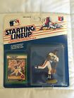 1989 Kenner Starting Lineup SLU Baseball, Dwight Gooden, New York Mets, MLB