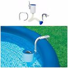 Automatic Pool Skimmer Surface Skimming Dirt Leaf Above Ground Pools Skimmer