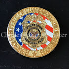 B80 Officer Down Memorial Page Police Challenge Coin