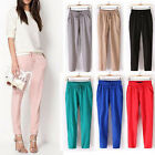 Summer Women Fashion Slim Casual Harem Baggy Dance Sport Sweat Pants Trousers