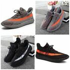 SPORTS MENS 350 BOOST TRAINERS FITNESS GYM SPORTS RUNNING SHOCK V2 SHOES