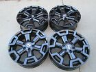 20 NISSAN TITAN XD FACTORY 2017 WHEELS RIMS TAKE OFFS BLACK