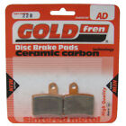 Rear Disc Brake Pads for Beta Rev 3 250 2008 250cc  By GOLDfren