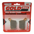 Rear Disc Brake Pads for Husqvarna SM 610IE 2009 610cc  By GOLDfren