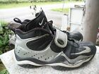 Retro Nike Zoom Air Mens Athletic Running Shoes Silver Black 85 Team Vintage