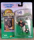 DICK BUTKUS '98 LEGENDS PRO FOOTBALL HALL OF FAME STARTING LINEUP ACTION FIGURE