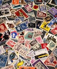 Lot 3 Old Stamp Estate 1000+ Worldwide Stamp Collection