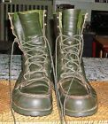 Vintage Ted Williams Sears Boot Hunting Sport Work Dark Green Size 9 EE